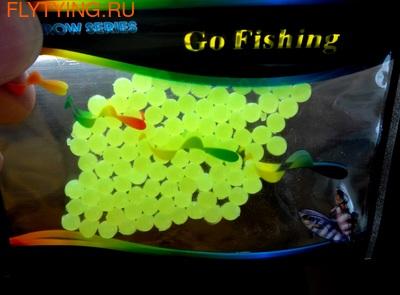 Go Fishing 19301 Искусственная икра Pink Salmon Eggs (фото, вид 10)