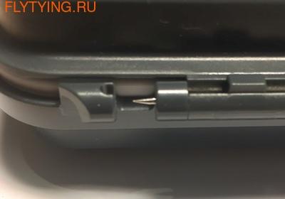 Loop 81285 Коробочка для мушек Opti 180 Dry Fly Box (фото, вид 2)