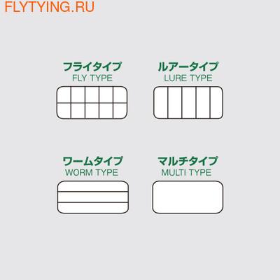 Meiho / Versus 81576 Коробки System Case VS Lure Type (фото, вид 4)