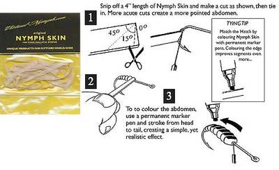 VIRTUAL NYMPH 56029 Материал для спинок и тел NYMPH SKIN (фото, вид 1)