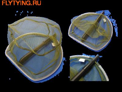 Siyouei 81400 Складной подсачек Amagodama Olive (фото, вид 1)