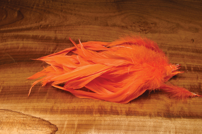 Hareline 53154 Петушиные перья из седла Schlappen (фото, вид 1)