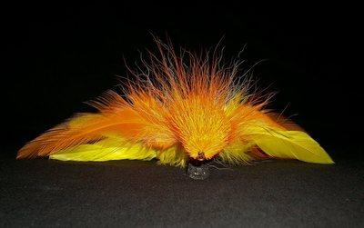 Hareline 53154 Петушиные перья из седла Schlappen (фото, вид 2)