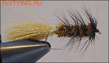 WAPSI 55021 Синтетическая синель Wooly Bugger Chenille (фото, WAPSI 55021 Синтетическая синель Wooly Bugger Chenille)