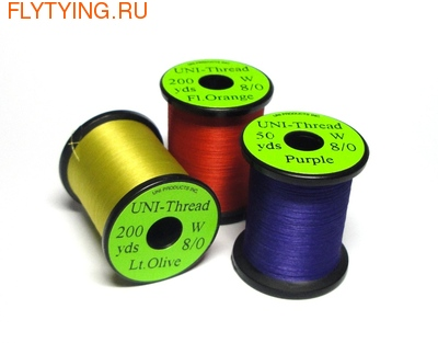 UNI 51022 Монтажные нити Thread 8/0