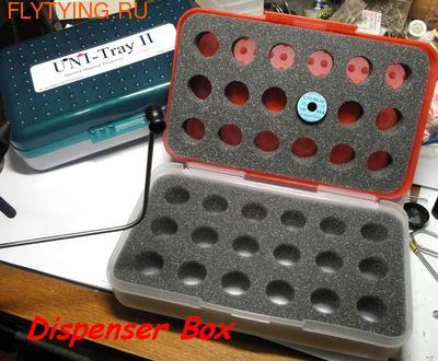 UNI 70097 Контейнер для бобинок Tray-ll (фото)
