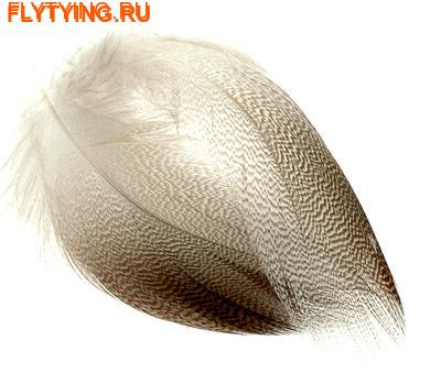 Hareline 53072 Селезня перья грудные Bronze Mallard Flank Extra Select