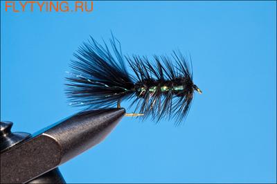 Rusangler 15078 Мушка стример Electric Leech Black