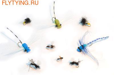 Kola Salmon 20019 Набор мушек Terrestrial Fly Set (фото)