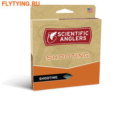 SCIENTIFIC ANGLERS™ 10306 Нахлыстовый шнур Braided PE Mono Shooting Line (фото)