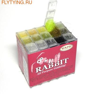 WAPSI 57151 Набор даббингов Rabbit Dubbing Dispenser (фото)