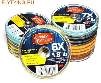 SCIENTIFIC ANGLERS™ 10585 Поводковый материал Freshwater Tippet