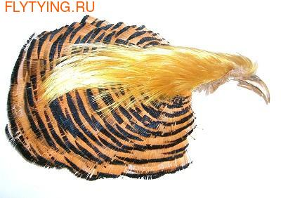 Veniard 53106 Перо фазана Golden Pheasant Complete Head