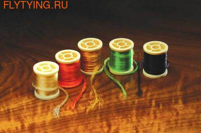 Hareline 54028 Блестящее волокно Antron Yarn