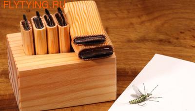 River Road Creations,Inc. 41305 Набор ножей Mayfly Foam Body Cutters Complete Set