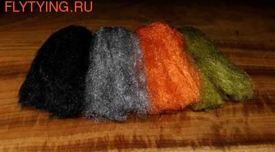 Hareline 54060 Волокна Sparkle Emerger Yarn (фото)