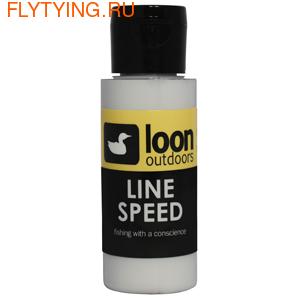 Loon 10783 Очиститель шнура LINE SPEED (фото)