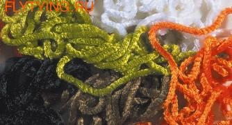 Veniard 55036 Синтетическая синель Rayon Chennile