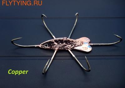 SFT-studio 19013 Зимняя блесна Crab River Robber 60 (фото)