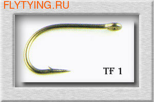 Lightning Strike 60155 Крючки для трубочных мушек Tube Fly Hook