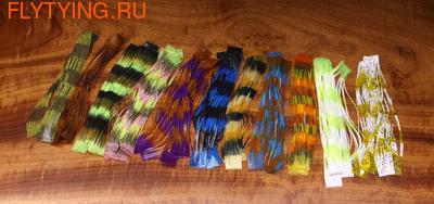 Hareline 58111 Силиконовые ножки с креативной окраской Fly Enhancer Legs