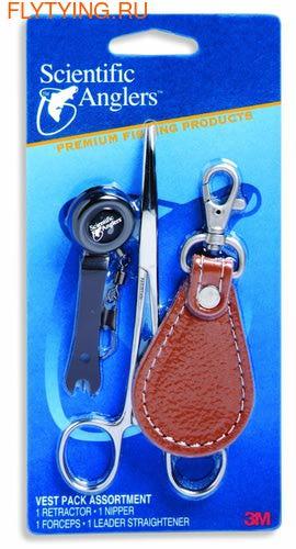 SCIENTIFIC ANGLERS™ 41230 Набор аксессуаров Vest Pack Assortment (фото)