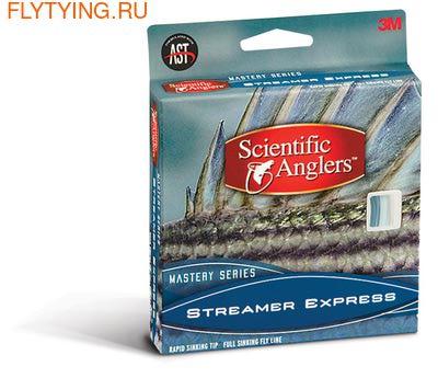 SCIENTIFIC ANGLERS™ 10382 Нахлыстовый шнур Mastery Streamer Express Clear Tip (фото)