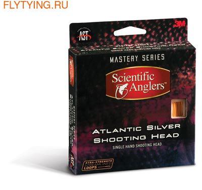 SCIENTIFIC ANGLERS™ 10385 Нахлыстовый шнур Atlantic Silver Shooting Head (фото)
