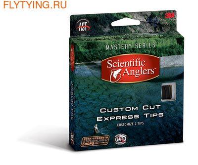 SCIENTIFIC ANGLERS™ 10398 Тонущий конец Custom Cut Express Tips (фото)