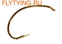 Kamasan 60170 Крючок одинарный B100 g Fly Hook - Trout, Shrimp & Buzzer GOLD