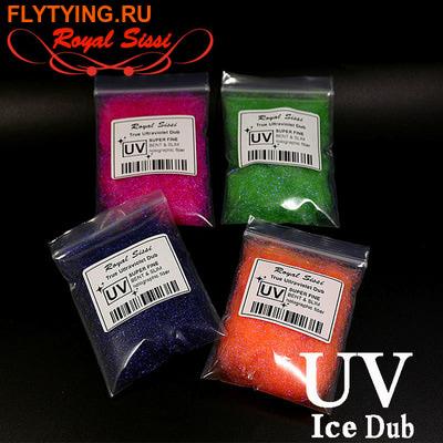Royal Sissi 57004 Cинтетический даббинг UV Ice Dub (фото)