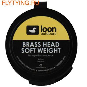 Loon 10794 Утяжелитель BRASS HEAD SOFT WEIGHT