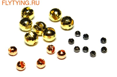 FLY-FISHING 58009 Вольфрамовые граненые головки с вырезом Faceted Slotted Tungsten Beads (фото)