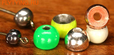 FLY-FISHING 58038 Вольфрамовые головки Countersunk Tungsten Beads (фото)