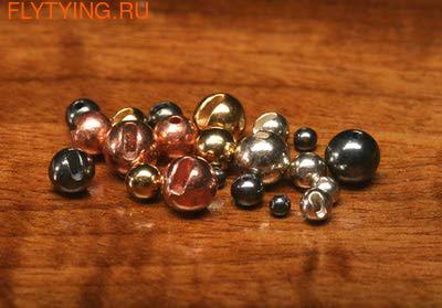 FLY-FISHING 58041 Вольфрамовые головки с вырезом Slotted Tungsten Beads (фото)