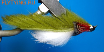 A.Jensen 15129 Мушка стример Daves Hare Sculpin (фото)