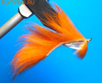 A.Jensen 15132 Мушка стример Zonkeer Orange (фото)