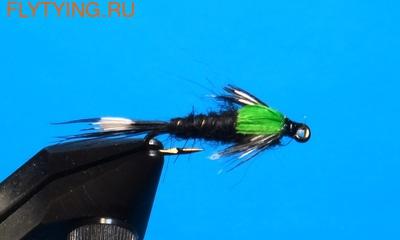A.Jensen 14204 Мушка нимфа Black Martinez (фото)