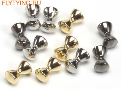 FLY-FISHING 58061 Латунные глазки-гантельки Brass Eyes