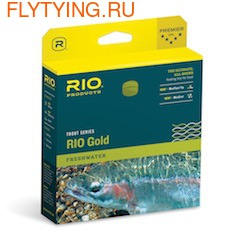 Rio 10252 Нахлыстовый шнур Gold Tournament (фото)