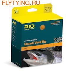 Rio 10253 Шнур со сменными кончиками Scandi Short VersiTip (фото)