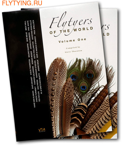 VEM Publishing 91007 Книга ''FLYTYERS of the WORLD'' (фото)