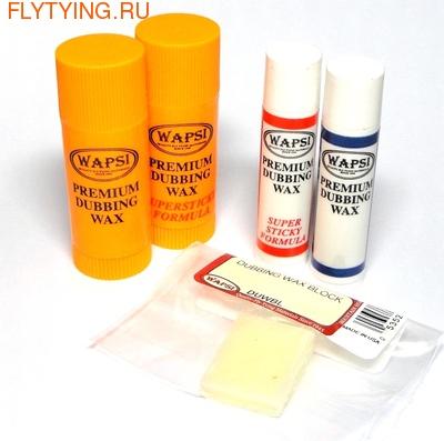 WAPSI 70001 Вакса Premium Dubbing Wax (фото, WAPSI 70001 Вакса Premium Dubbing Wax)