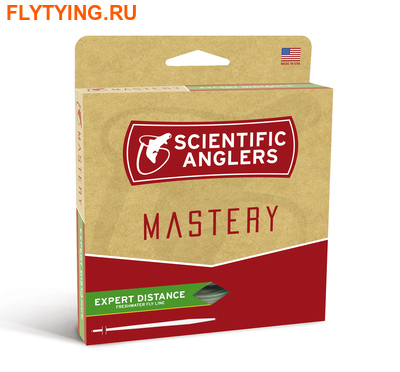 SCIENTIFIC ANGLERS™ 10430 Нахлыстовый шнур Mastery Series Freshwater Expert Distance (фото)