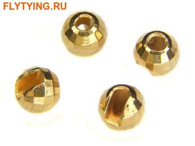 SFT-studio 58020 Граненые вольфрамовые головки с вырезом Slotted Disco Tungsten Beads