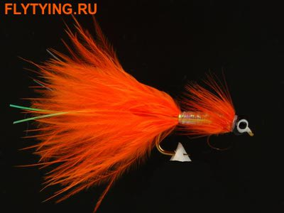 A.Jensen 15165 Мушка стример Pearly Nobbler Orange