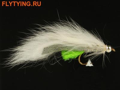 A.Jensen 15168 Мушка стример Mini Zonker White