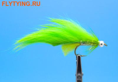 A.Jensen 15169 Мушка стример Mini Zonker Chartreuse