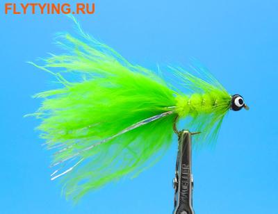 A.Jensen 15173 Мушка стример Mini Dog Nobbler Chartreuse