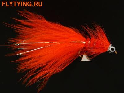 A.Jensen 15175 Мушка стример Mini Dog Nobbler Orange
